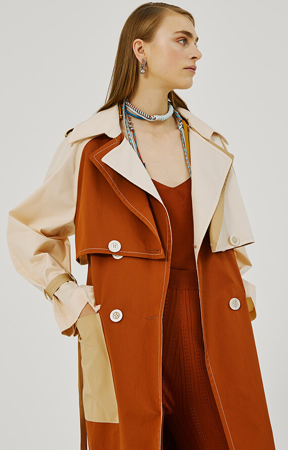 TRENCH-GILET