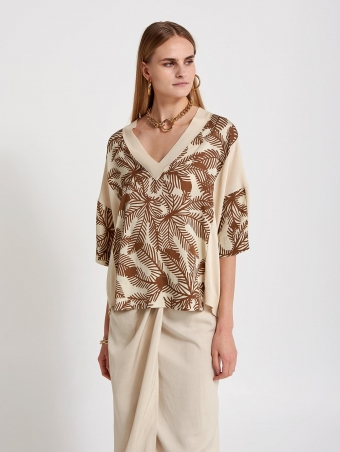 top con stampa beige 20FE8883111425_600